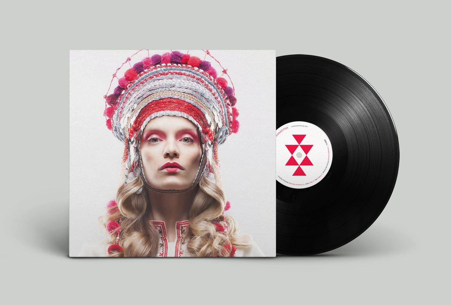 Image of IVAN SHOPOV & AVIGEYA - KANATITSA VINYL (OUT NOW)