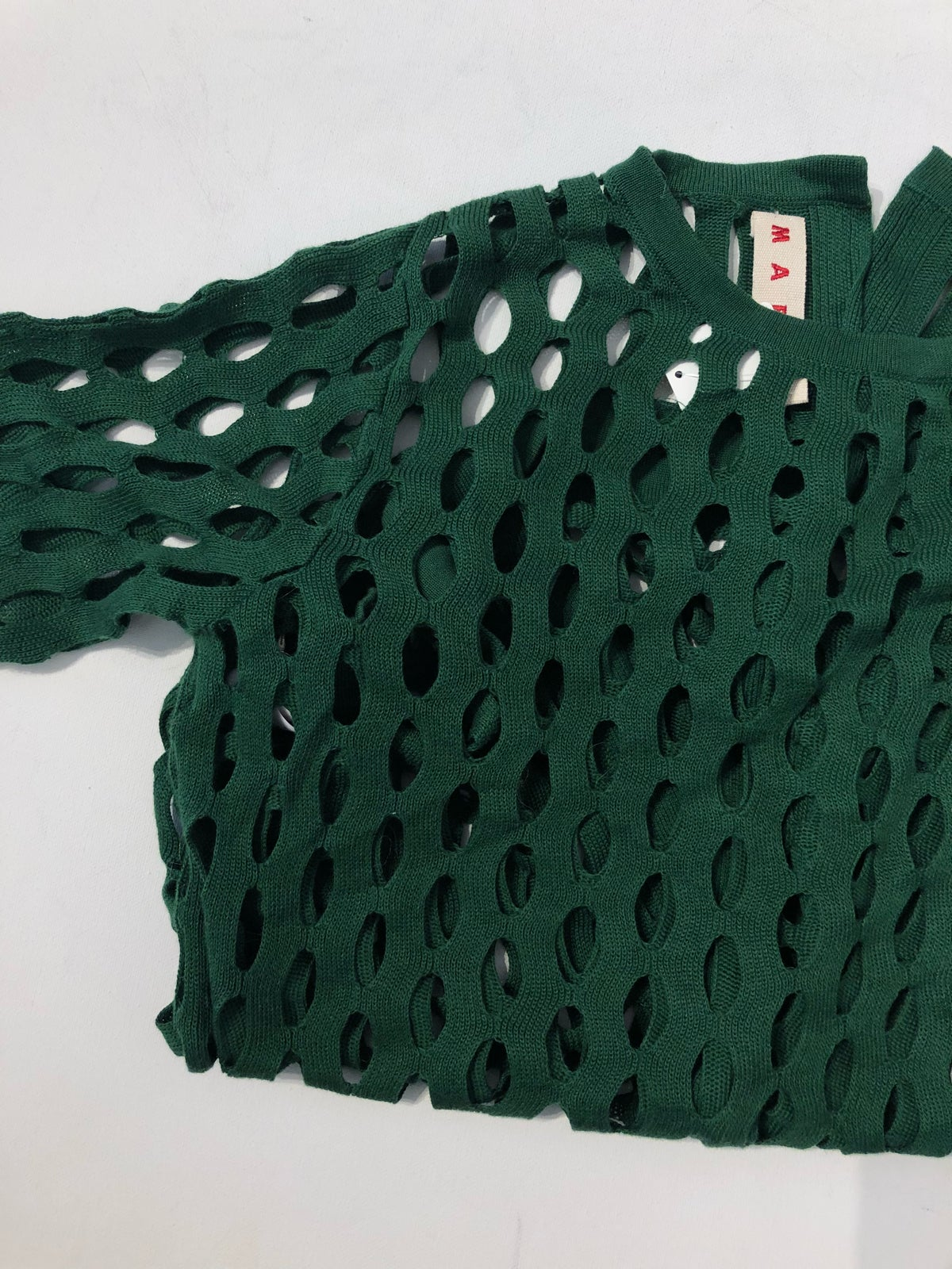 Image of MARNI SHORT SLEEVE KNIT