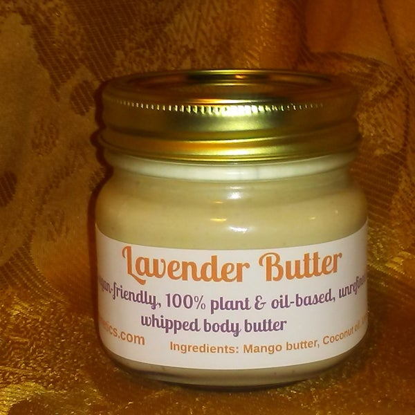 Image of Lavender (Whipped Body Butter)
