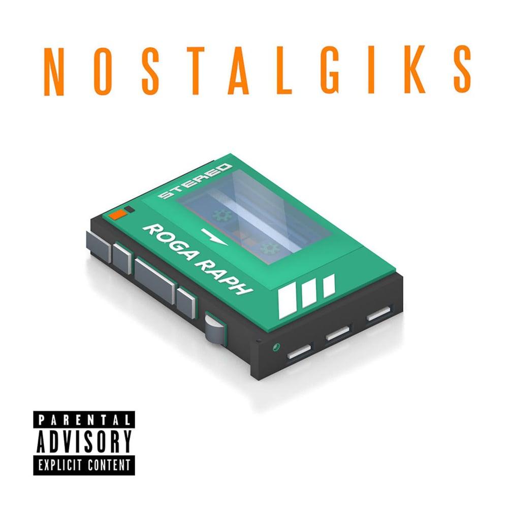 Image of Nostagiks CD