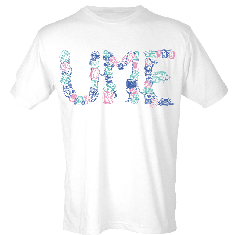 Image of Special Edition Ume Pedal T-Shirt
