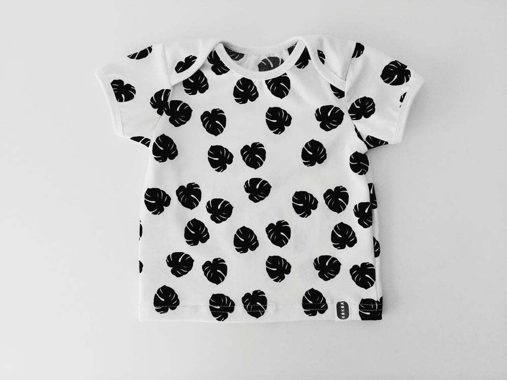 Image of Shirt + monstera