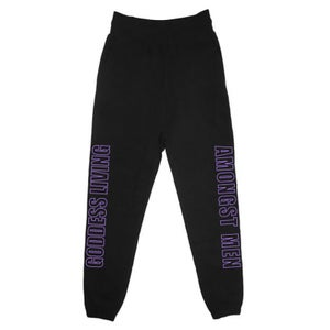 Image of SOLD OUT | GLAM PURPLE ORCHID JOGGERS | EXCLUSIVE RELEASE
