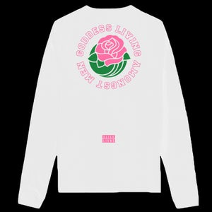Image of SOLD OUT | VIBRANT PINK GLAM COLLEGE V2 T SHIRT | EXCLUSIVE RELEASE
