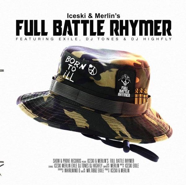 Image of Iceski&Merlin Full Battle Rhymer / Elemental