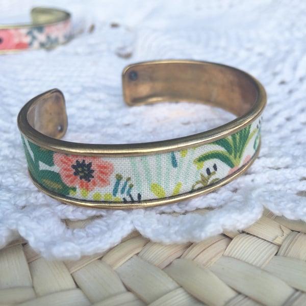 Image of Bracelet Elena beige