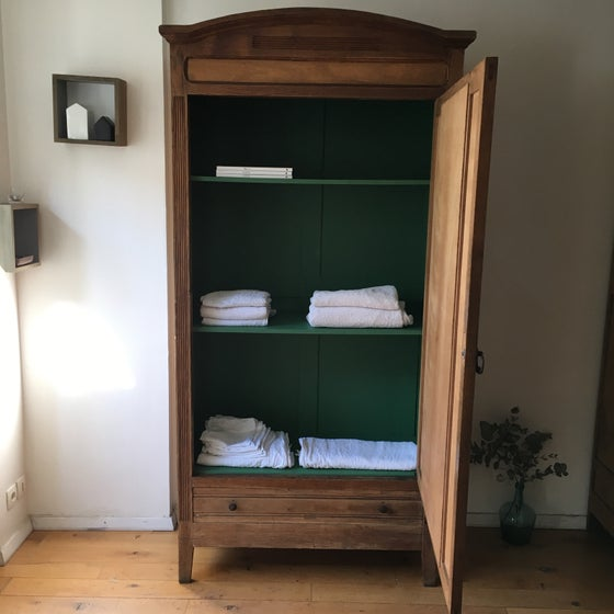 Image of Aliette, l'armoire verte