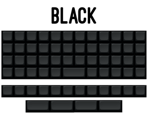 Image of Devlin K-Series Black Planck & Preonic Keyset