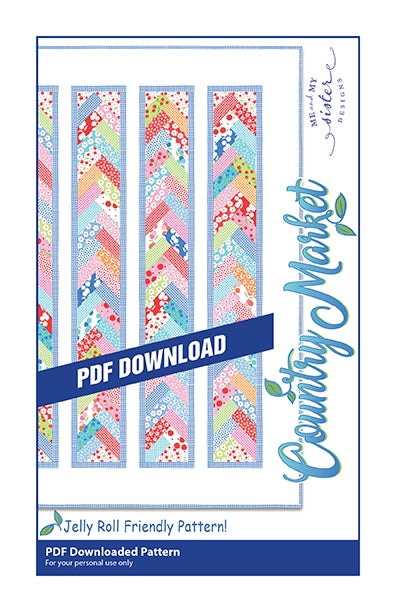 Image of Country Market PDF pattern