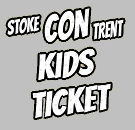 Image of Now Pay On The Door Only Kids Ticket for Stoke Con Trent #9