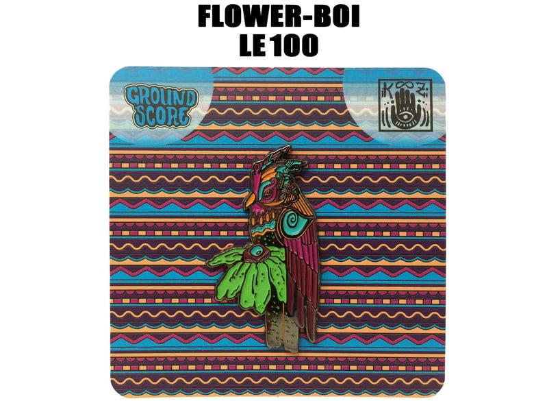 Image of KOOZ - Flower-Boi