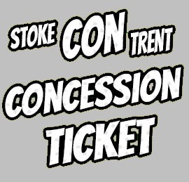 Image of Now Pay On The Door Only Concession Ticket for Stoke Con Trent #9