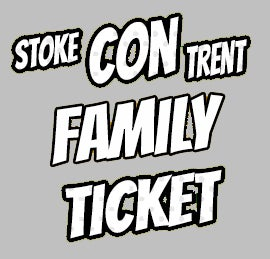 Image of Now Pay On The Door Only Family Ticket for Stoke Con Trent #9