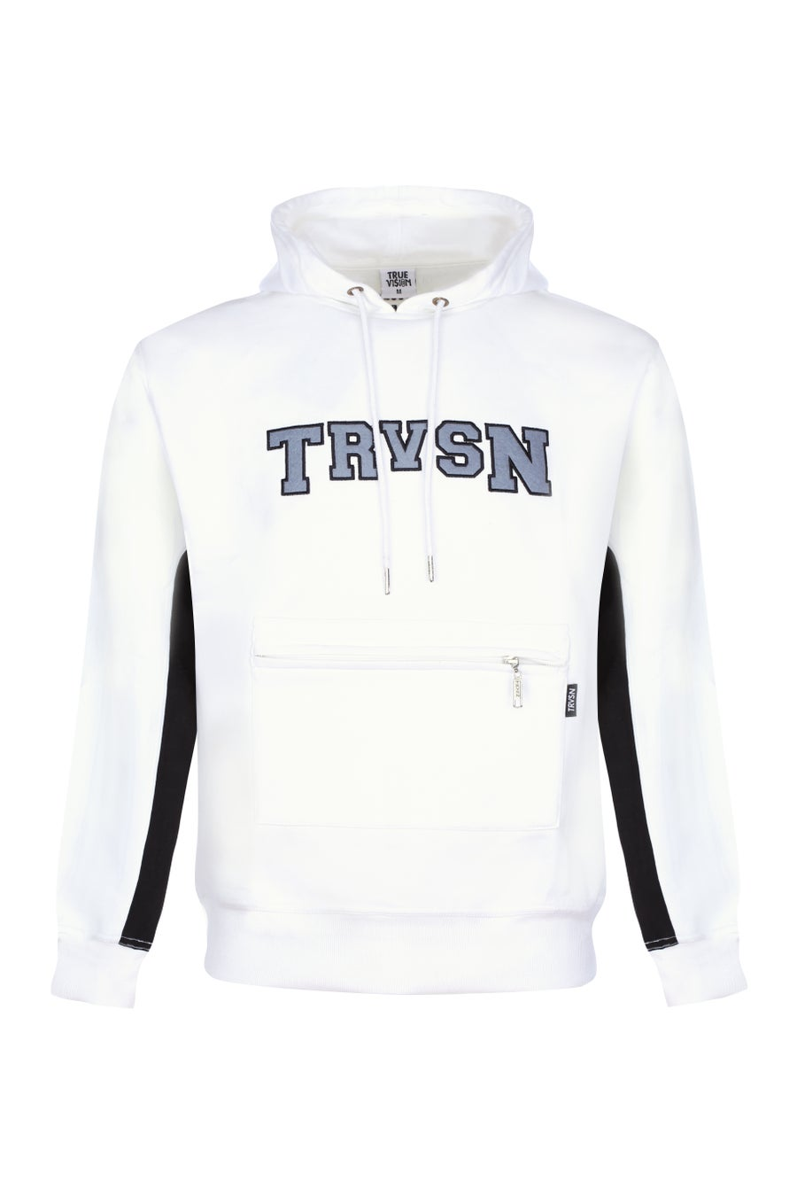 Image of HOODIE COLLEGE WHT