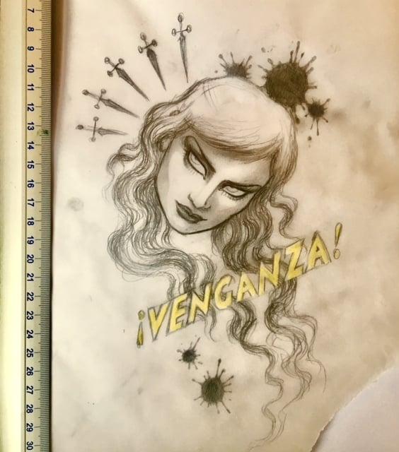 Image of !VENGANZA!