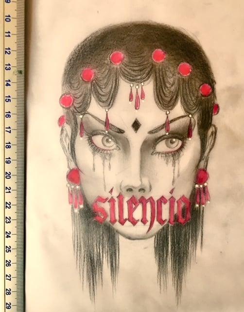 Image of SILENCIO