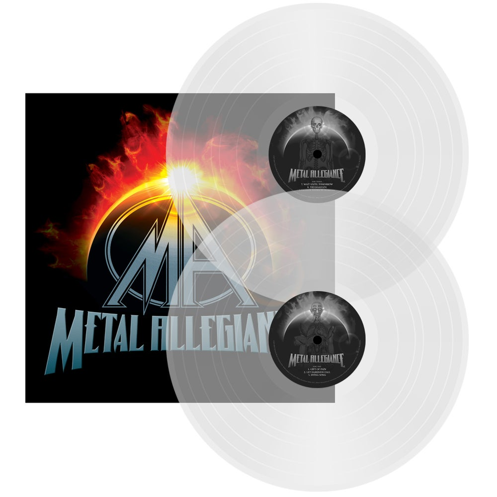 Image of Metal Allegiance Clear Vinyl (European Import)