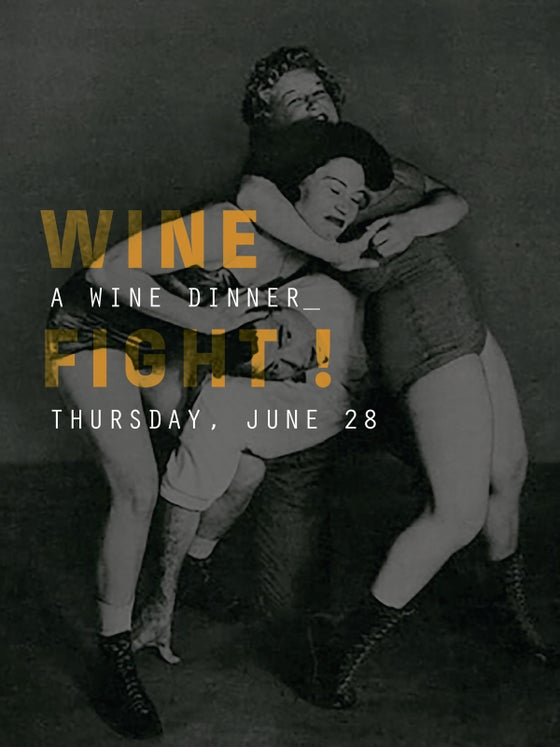 Image of WINE FIGHT !
