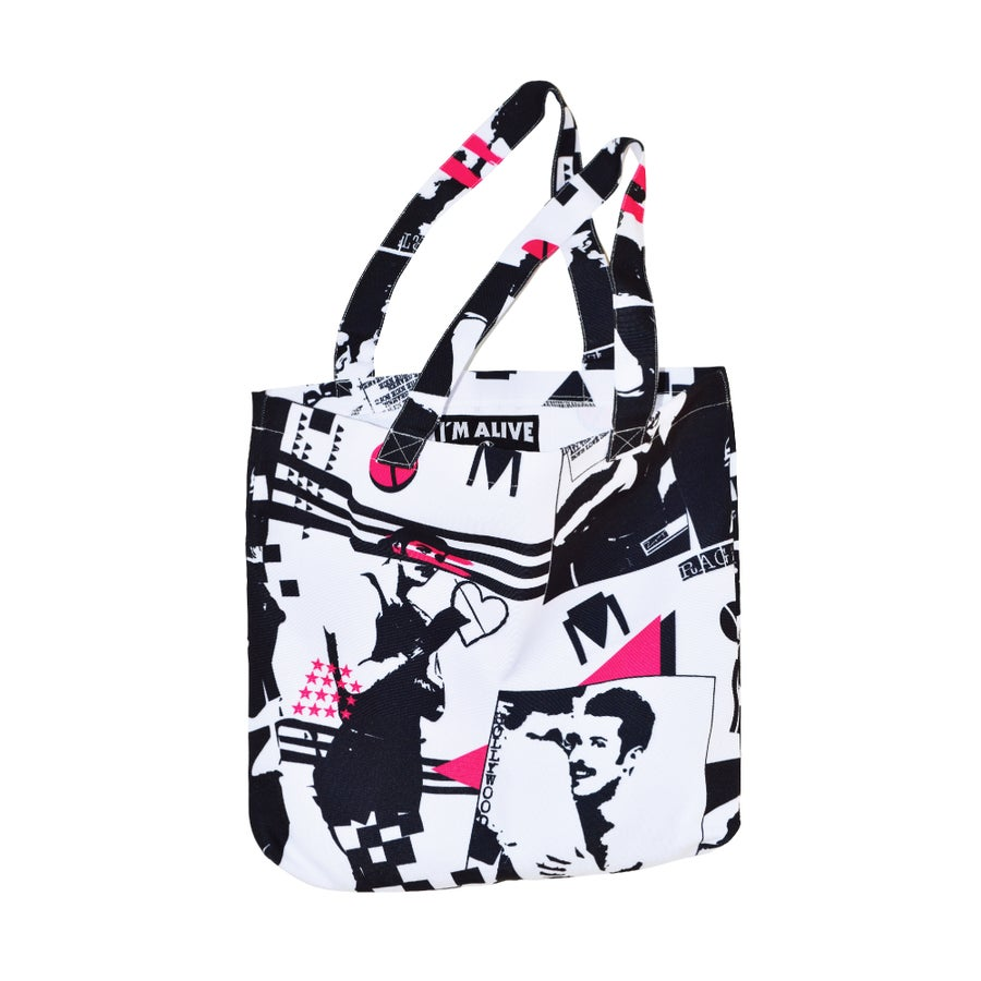 Image of Paul Goes to Hollywood Set N°1 - Tote Bag