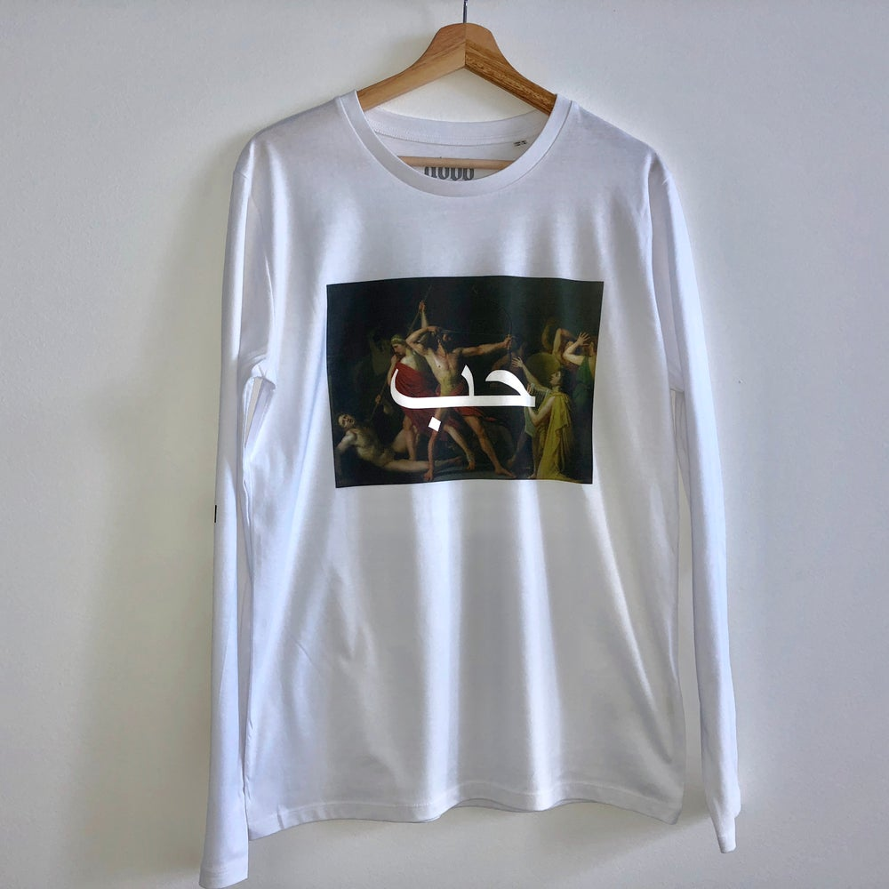 Image of Long Sleeve LOVE Tee-Shirt