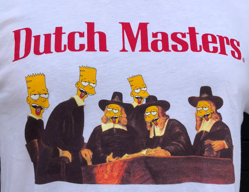 Image of Dutch masters tee