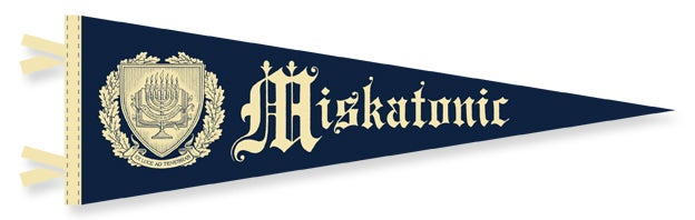 Image of Miskatonic University Pennant