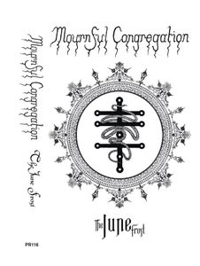 Image of MOURNFUL CONGREGATION 'The June Frost' cs