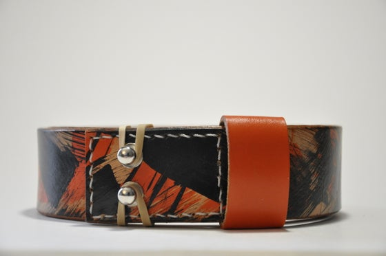 Image of Limited Error Belt (ORANGE/BLACK)