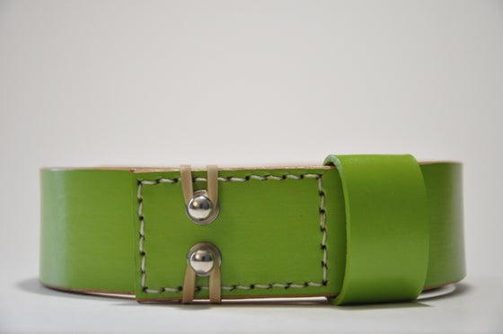 Image of Limited Error Belt (NEON GREEN)