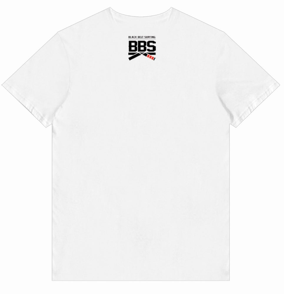 Image of Floral White Tee
