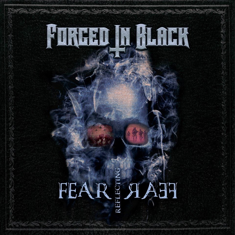 Image of Fear Reflecting Fear EP CD