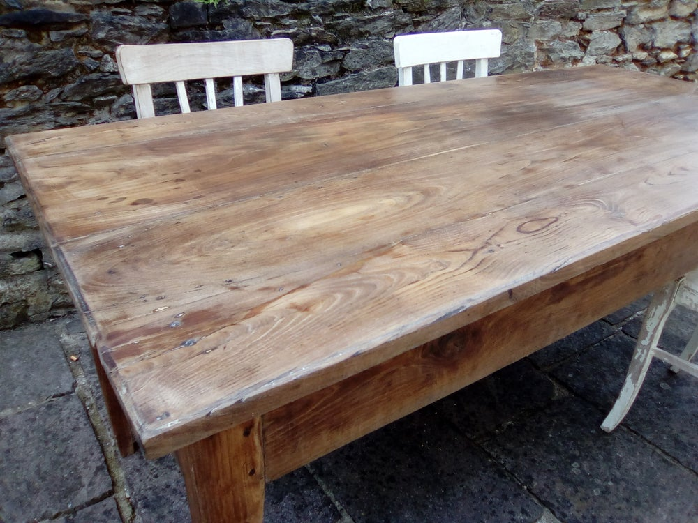 Image of Authentique table de ferme