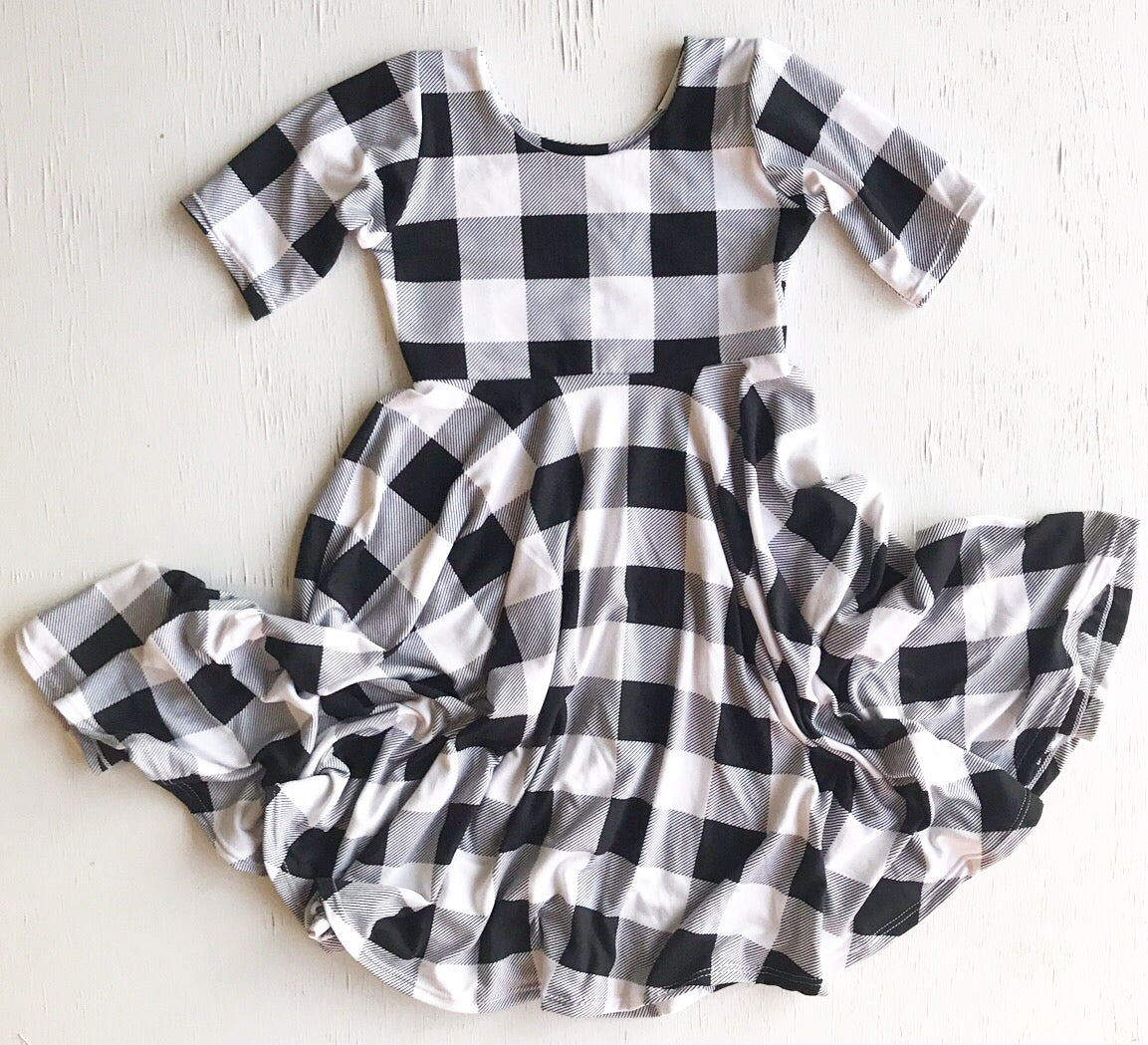 Image of Baby/Girls • Hopscotch • Twirly Dress