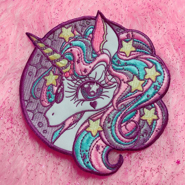 Image of UNICORN 💖 PATCH