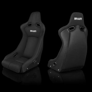Image of Venom R - Braum Racing Universal Fixed Back Seats - (Single Seat)