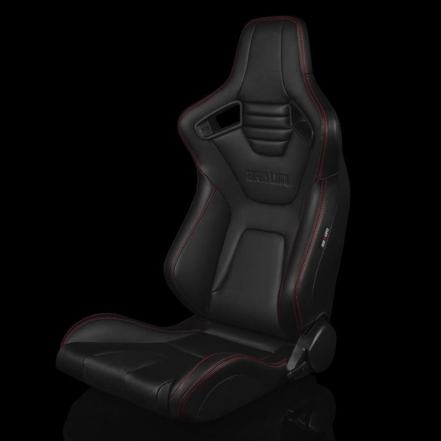 Image of Elite X Series - Universal BRAUM Racing Seats (Pair)