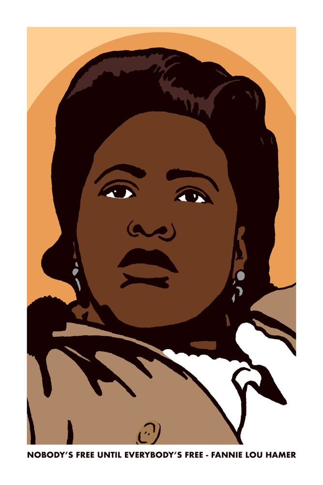 Image of Fannie Lou Hamer (2018)