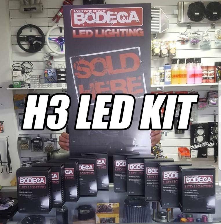 """Image of Performance bodega """"h3"""" led set"""