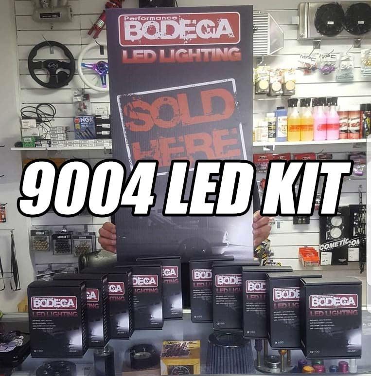 """Image of Performance bodega """"9004"""" led set"""