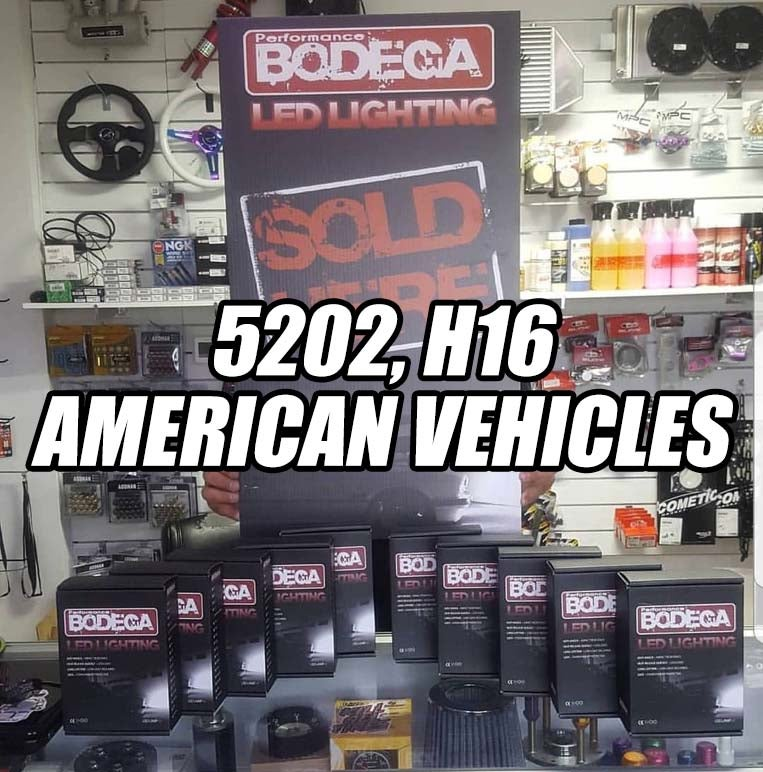 "Image of Performance Bodega ""5202, (h16 American vehicles)"