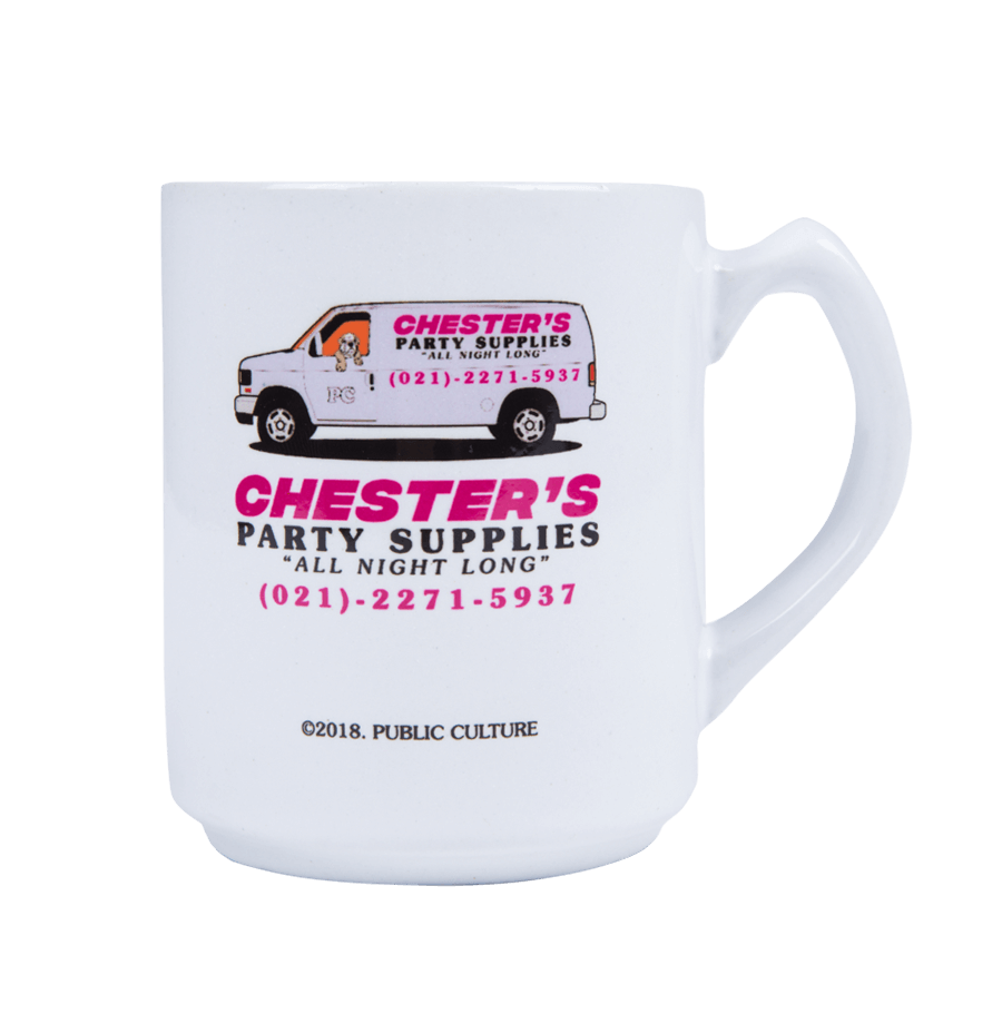 Image of PUBLIC CULTURE - CHESTER MUG