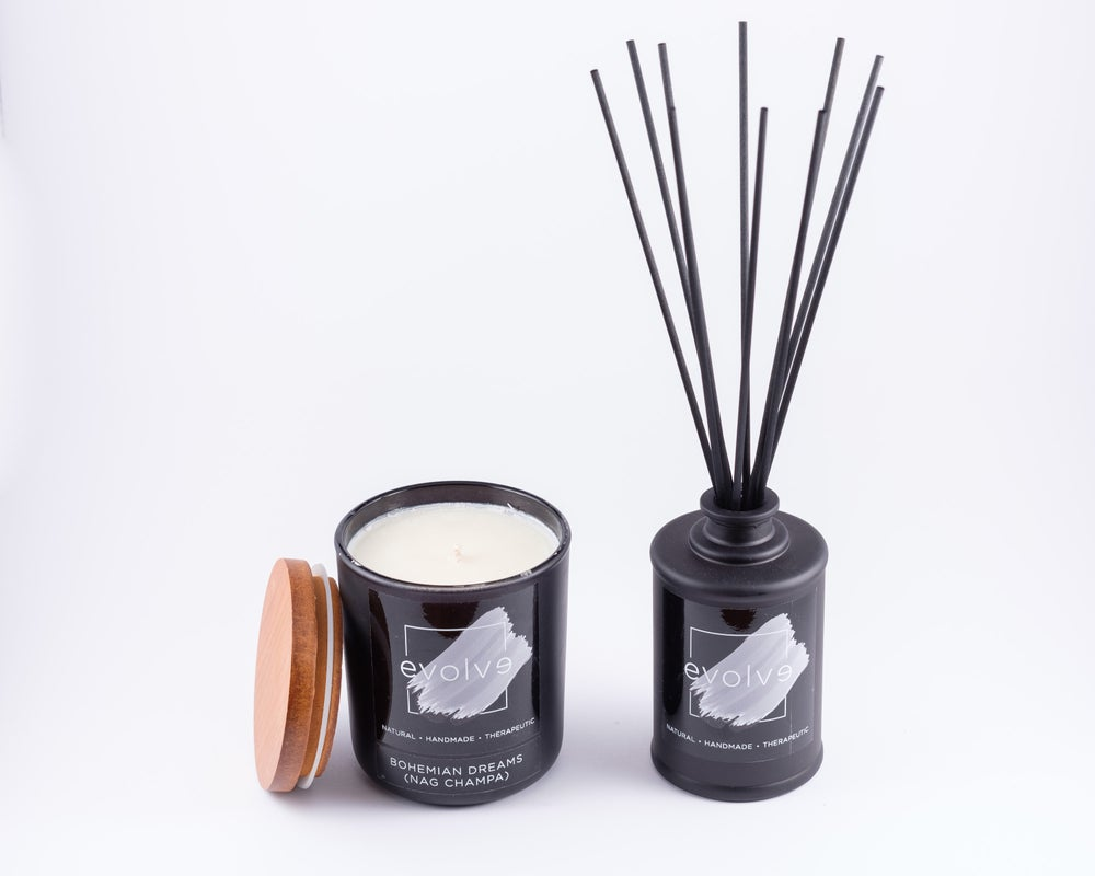 Image of Reed Diffuser Matte Black 200ml