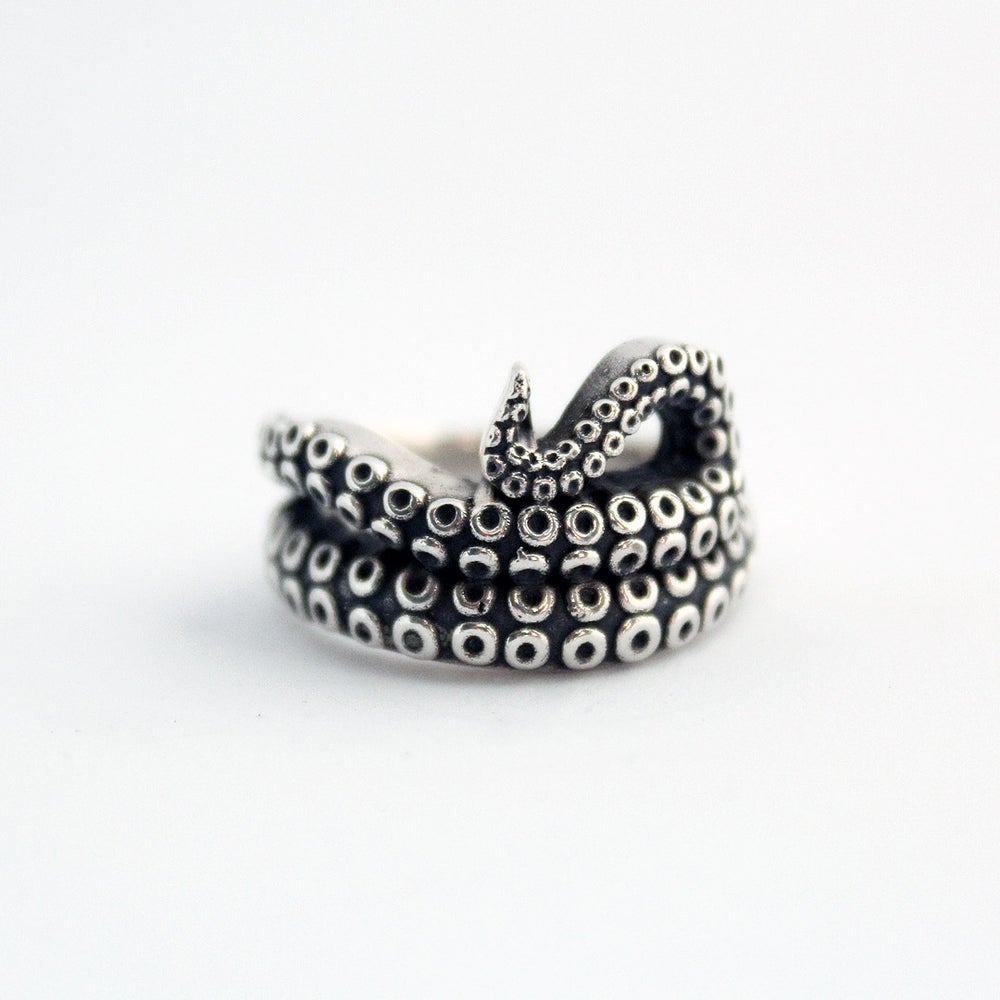 Image of Ursula Tentacle Ring