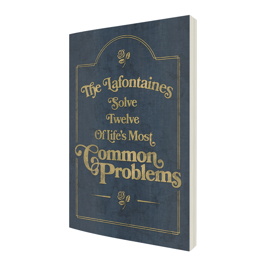 Image of The LaFontaines - Book