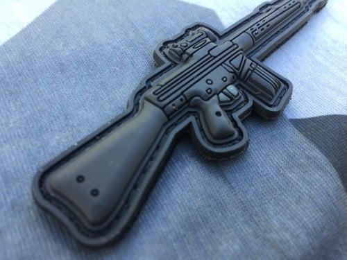 Image of AK4B (HK G3) PVC