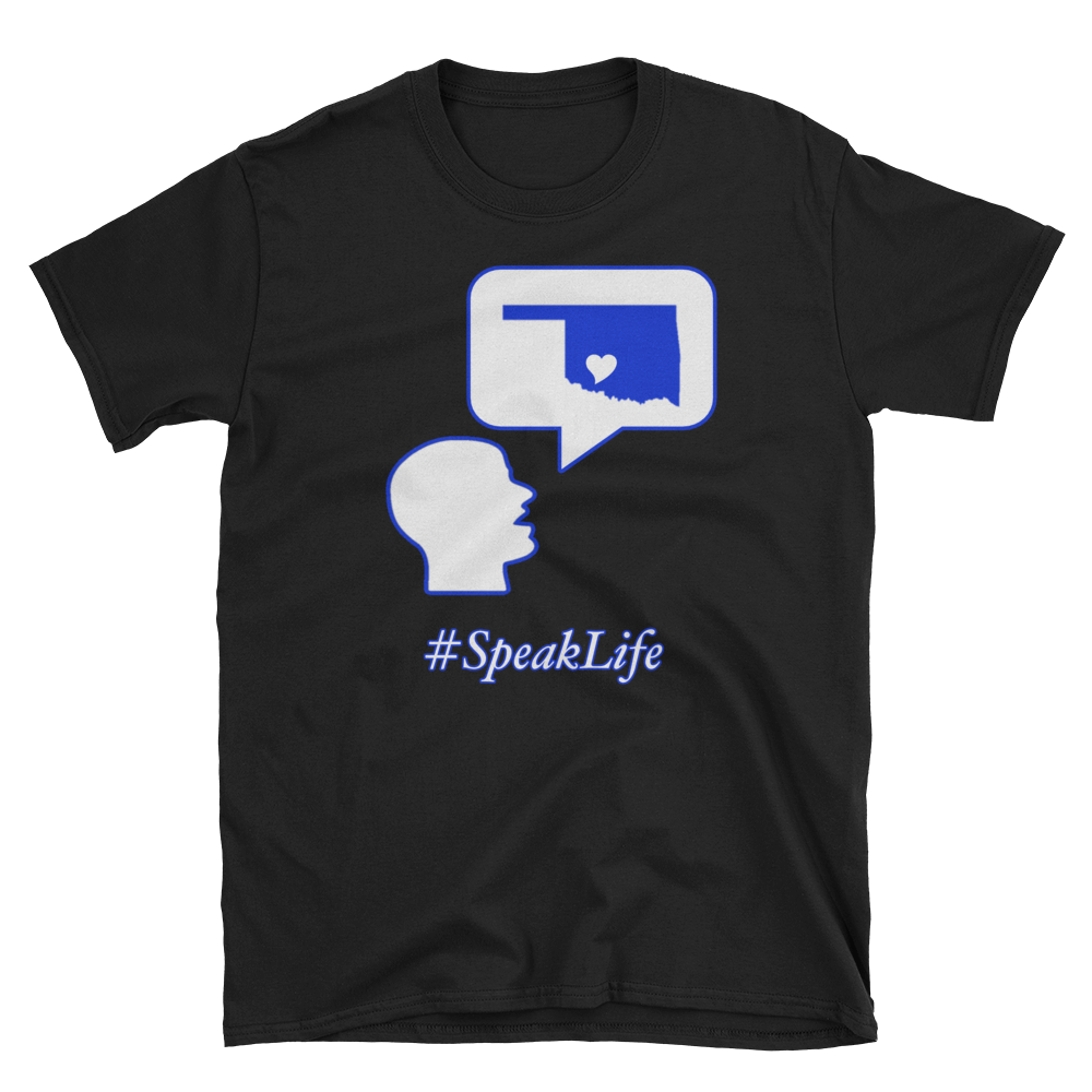 Image of Speak Life 2 (OG Blue)