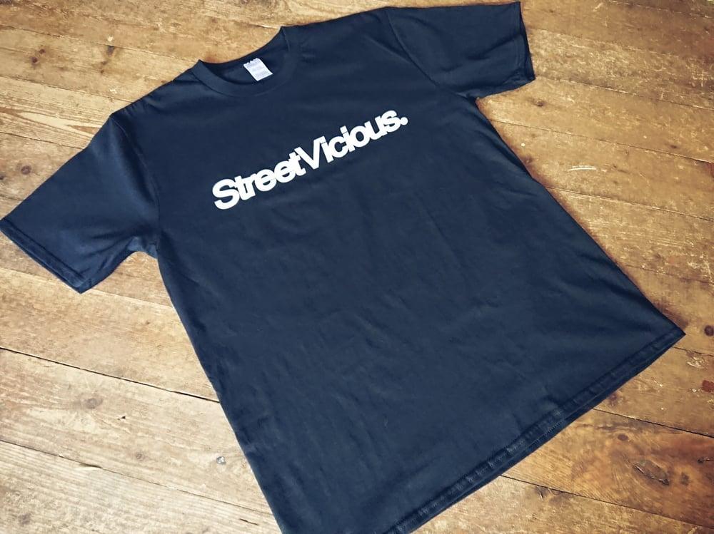 Image of Simple Mens/Unisex T-Shirt - Black