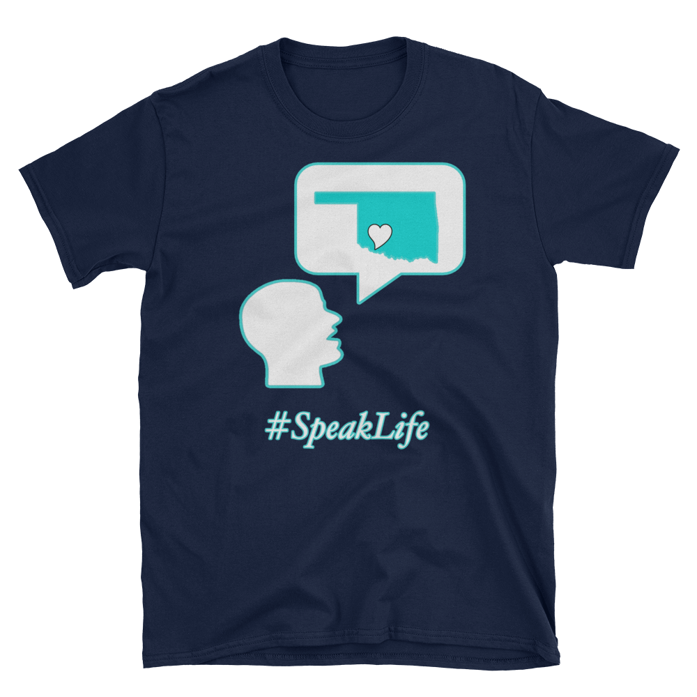 Image of Speak Life 2 (Turquoise)