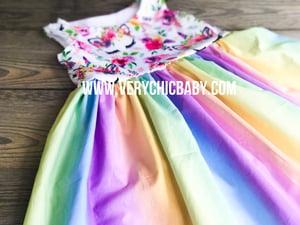 Image of Boho Unicorn Dress