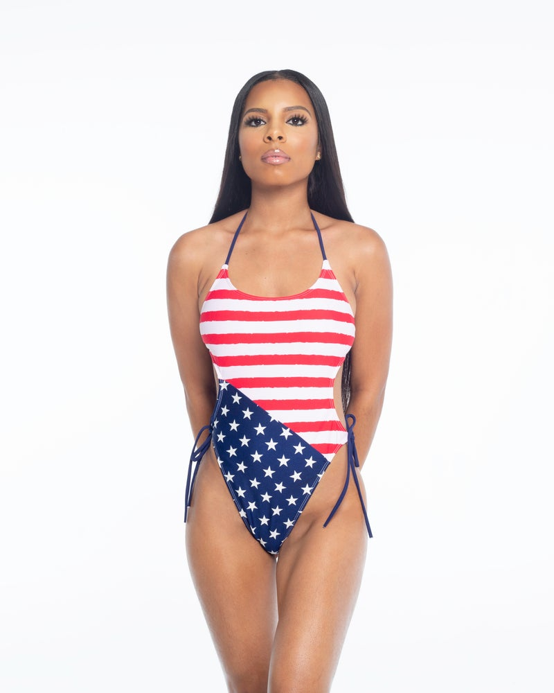 Image of ALN 4th of July Swimsuit